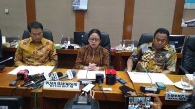 Ini Susunan Alat Kelengkapan Dewan DPR Periode 2019-2024