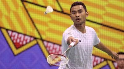 Tommy Sugiarto Lolos ke Semifinal Denmark Open 2019