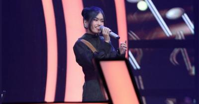 Putri Alya Rohali Tersisih di The Voice Indonesia 2019