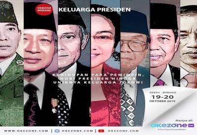 Adu Gaya Para Presiden, dari Soekarno hingga Jokowi