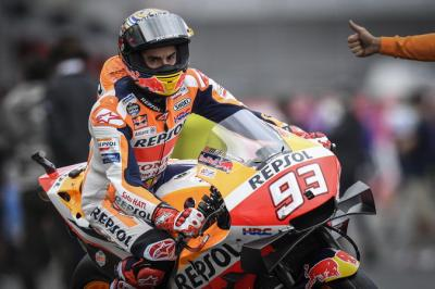Marc Marquez Pindah ke KTM pada MotoGP 2021?
