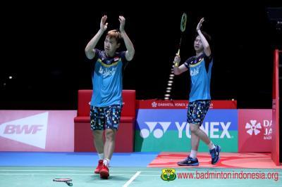 Jadwal Wakil Indonesia di Semifinal Denmark Open 2019