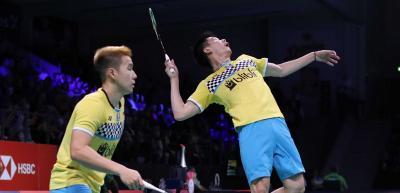 Marcus Kevin Susul Praveen Melati ke Final Denmark Open 2019