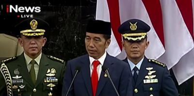 Lima Program Jokowi dalam Periode Keduanya sebagai Presiden