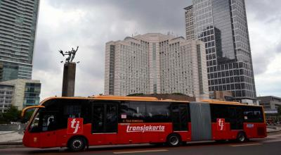 Ada Pelantikan Presiden, Ini Rekayasa Rute Bus Transjakarta