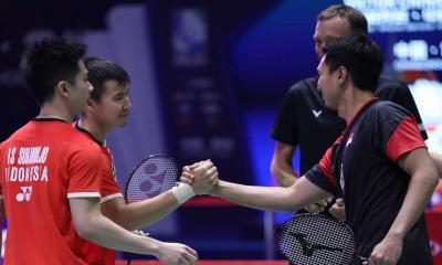 Denmark Open Jadi Final Kelima Marcus Kevin vs Ahsan Hendra pada 2019