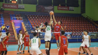 Indonesia Muda Basketball Open Tournament 2019 Raih Antusias Tinggi