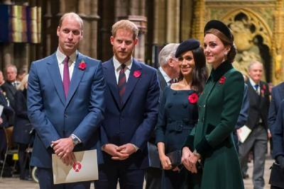 Pangeran Harry Akui Tak Akur dengan William, Gara-Gara Meghan Markle?