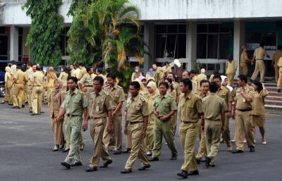 Mau Dipangkas Jokowi, Ada 440.000 PNS Eselon III-V