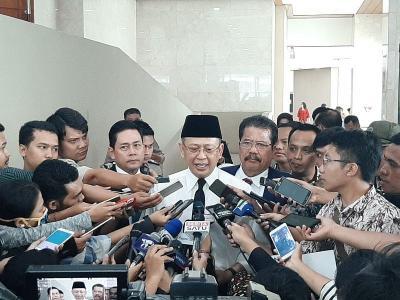 Bamsoet Harap Airlangga Hartarto & Agus Gumiwang Kembali Jadi Menteri