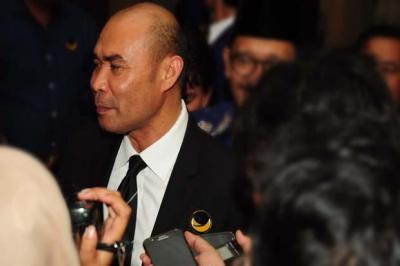 NasDem: Warga NTT Minta Viktor Laiskodat Tetap Menjadi Gubernur