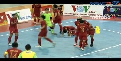 Indonesia Menang 3-2 atas Malaysia di Laga Perdana Piala AFF Futsal 2019