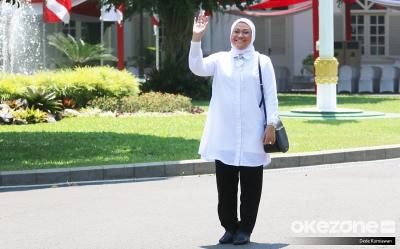 5 Gaya Penampilan Ida Fauziyah, Politisi PKB yang Digadang Jadi Menteri Ketenagakerjaan