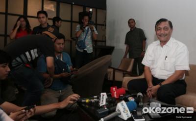 Prabowo Jadi Menhan, Luhut: Saya Rasa Sangat Tepat