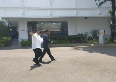 Siti Nurbaya Jadi Politikus Kedua Partai Nasdem yang Dipanggil Jokowi Hari Ini