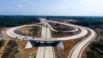 Ibu Kota Baru Miliki Tol Balikpapan-Samarinda, Panjangnya Nyaris 100 Km