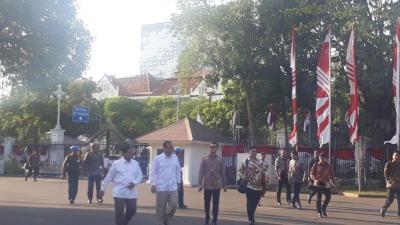 PA 212 Sesalkan Sikap Prabowo Terima Tawaran Jadi Menteri Jokowi