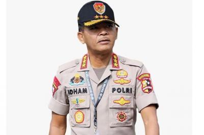 Sepak Terjang Idham Azis yang Ditunjuk Jokowi Jadi Kapolri