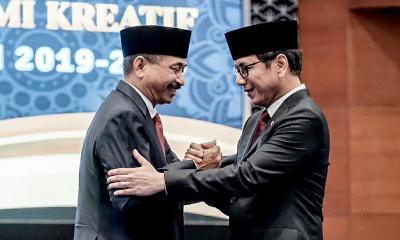 Pesan Arief Yahya ke Wishnutama: Harus Fokus Kembangkan Destinasi Super Prioritas!