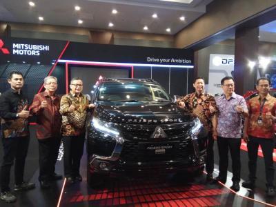 Mitsubishi Luncurkan Pajero Sport Rockford Fosgate Black Edition Generasi Kedua