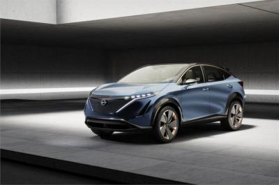Mobil Konsep Ariya Tampil di TMS 2019, Nissan Siap Masuki Era Mobilitas Integrasi