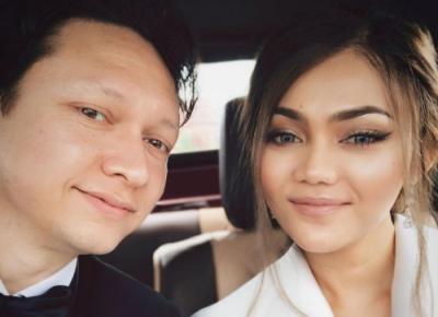 Akhirnya, Rina Nose Pamer Foto Pernikahan