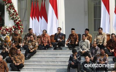 Rapat Kabinet Indonesia Maju, Jokowi: Hal yang Menghambat Kita Hapuskan