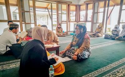 Belasan PNS Ikuti Ujian Hafidz Alquran