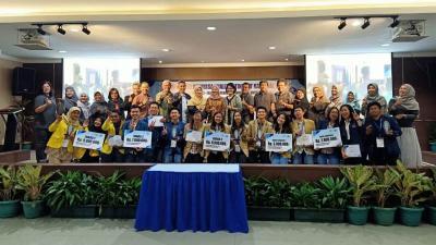 FTI Universitas Trisakti Gelar Kompetisi Rekayasa Kualitas Tingkat Nasional VII 2019