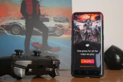 Belum Dirilis, Aplikasi Pendamping Google Stadia Muncul di Play Store