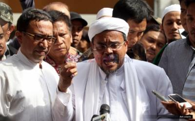 Pemerintah Dinilai Wajib Klarifikasi soal Keselamatan Habib Rizieq di Indonesia