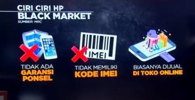 Begini Mekanisme Pemblokiran Ponsel dan Komputer via IMEI