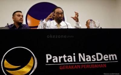 Nasdem Bakal Konvensi Capres 2024, Golkar Pilih Fokus Bantu Pemerintahan Jokowi