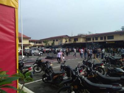 Pelaku Bom Bunuh Diri di Mapolrestabes Medan Berjumlah 2 Orang