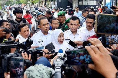 Tinjau Lokasi Ledakan di Mapolrestabes Medan, Sekda Sumut: Sudah Kondusif