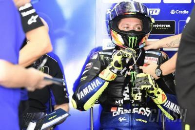 MotoGP 2019 Jadi Performa Terburuk Rossi dalam 7 Musim Terakhir
