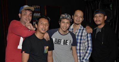 Demi Ibadah, Angin Band Siap Go International