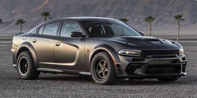 Sentuhan Modifikasi Jadikan Dodge Charged sebagai Kendaraan Monster