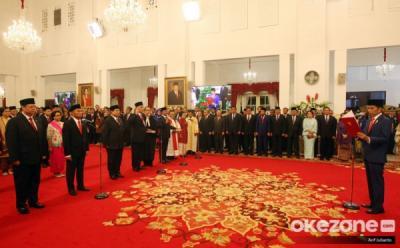 Presiden Jokowi: Kabinet Indonesia Maju Jauh Lebih Kompak