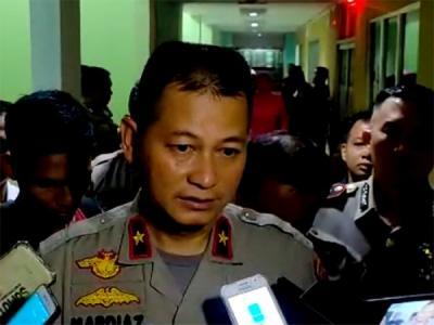Polisi Buru Imam Pelaku Bom Bunuh Diri di Mapolrestabes Medan