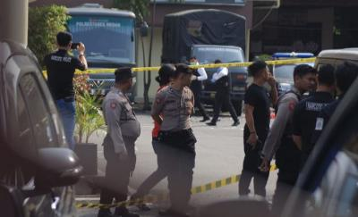 Pengamat Intelijen Duga Bom Bunuh Diri di Medan Dipicu Kematian Al Baghdadi