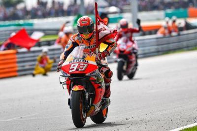 Marquez Ingin Bantu Honda Raih Triple Crown di Valencia