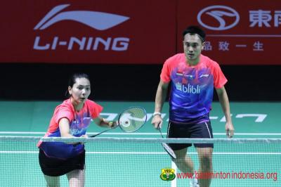 Hafiz Gloria Susah Payah Lolos ke Perempatfinal Hong Kong Open 2019