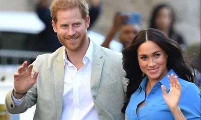 Pangeran Harry dan Meghan Markle Tidak Rayakan Natal Bersama Ratu Elizabeth II, Makin Tidak Akur?