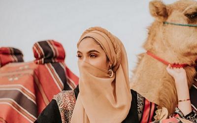 Oki Setiana Dewi Minta Perempuan Jangan Dilarang Pakai Cadar