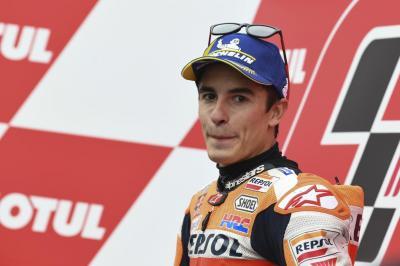 Marquez Ungkap Tiga Rival Utama di MotoGP Valencia 2019