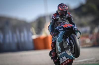 Hasil Sesi Latihan Bebas 3 MotoGP Valencia 2019