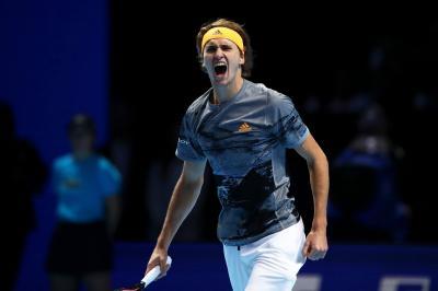 Atasi Medvedev, Zverev Pupuskan Langkah Nadal ke Semifinal ATP Finals 2019