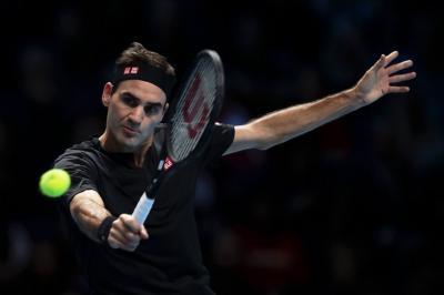 Jelang Semifinal ATP Finals 2019, Federer Enggan Ulang Kegagalan Tahun Lalu