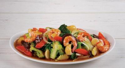 Resep Sup Tahu Udang dan Capcay Goreng Istimewa, Cocok Buat Menu Makan Siang
